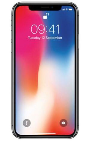iphone x iphonekliniek refurbished